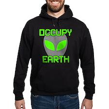 Occupy Earth Hoodie