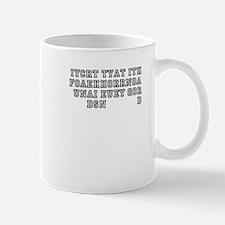 Cute Illiterate Mug