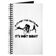 If it's not triathlon it's not right Journal