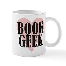 Book Geek Mug