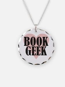 Book Geek Necklace