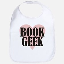 Book Geek Bib