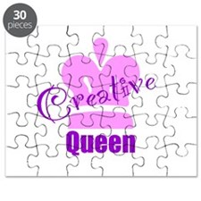 Creative Queen Puzzle