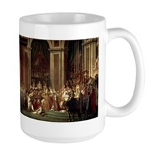 Coronation of Napoleon Mug