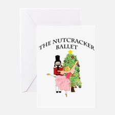 clara_nutcracker 2009 xmas-d Greeting Cards