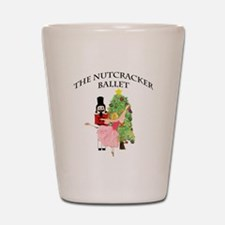 Unique Nutcracker Shot Glass