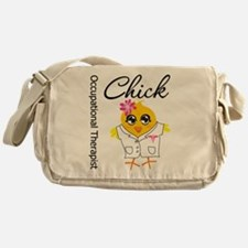 Occupational Therapist Chick Messenger Bag