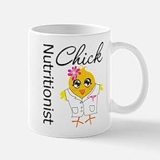 Nutritionist Chick Mug