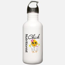 Nutritionist Chick Water Bottle