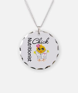 Nutritionist Chick Necklace