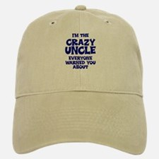Crazy Uncle Baseball Baseball Cap