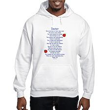 Teacher Thank You Hoodie Sweatshirt