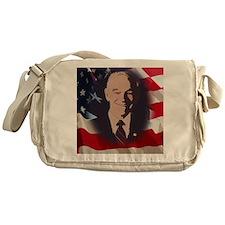Ron Paul Patriotic 2012 Messenger Bag
