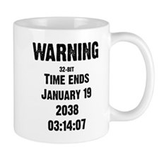 Unix End of Time Mug