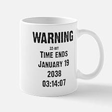 Unix End of Time Mug