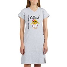 Physician Assistant Chick Women's Nightshirt