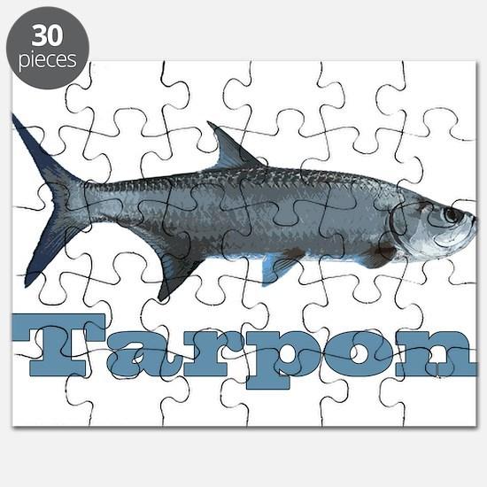Record Tarpon Puzzle