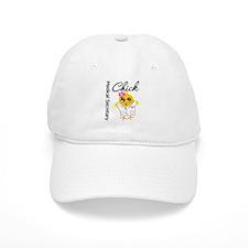 Medical Secretary Chick Baseball Cap