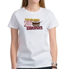 Fork In The Road...Swerve Tee