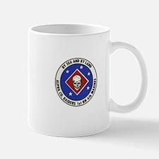 Cute 1st bn%2c 5th marines Mug