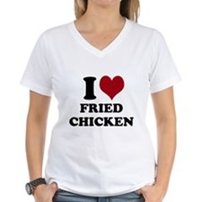I Heart Fried Chicken Shirt