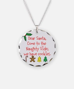 Naughty Side has Cookies Necklace
