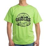 Grand Lake Old Circle Green T-Shirt