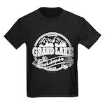 Grand Lake Old Circle Kids Dark T-Shirt