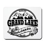 Grand Lake Old Circle Mousepad