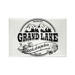 Grand Lake Old Circle Rectangle Magnet