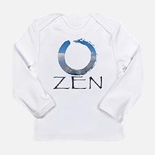 Cute Zen Long Sleeve Infant T-Shirt