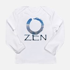 Funny Balance Long Sleeve Infant T-Shirt