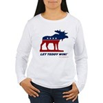 Bull Moose Women's Long Sleeve T-Shirt