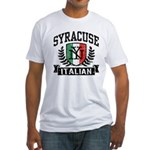 Syracuse Italian Fitted T-Shirt
