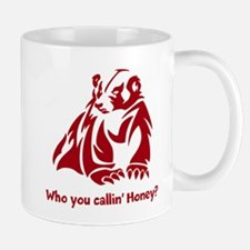 Honey Badger Tough Mug