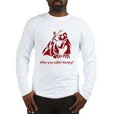 Honey Badger Tough Long Sleeve T-Shirt