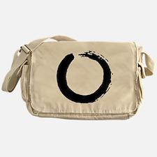Cute Zen Messenger Bag