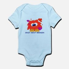 Crazy About Brenden Infant Bodysuit
