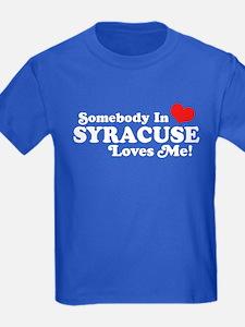 Somebody In Syracuse Loves Me T