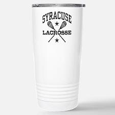 Syracuse Lacrosse Travel Mug