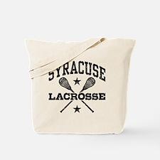 Syracuse Lacrosse Tote Bag