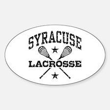 Syracuse Lacrosse Decal