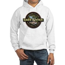 Hooded Bass Hunter Sweatshirt