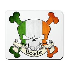 Boyle Skull Mousepad