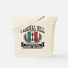 Federal Hill Italian Tote Bag