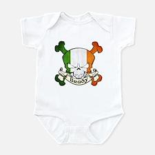 Brady Skull Infant Bodysuit