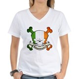 Brennan irish Womens V-Neck T-shirts