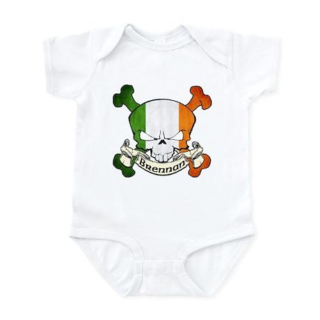 Brennan Skull Infant Bodysuit