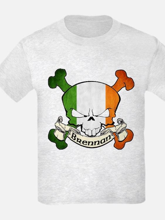Brennan Skull T-Shirt