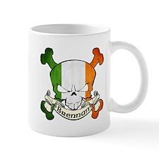 Brennan Skull Mug